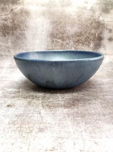 PIGEON BLUE bowl