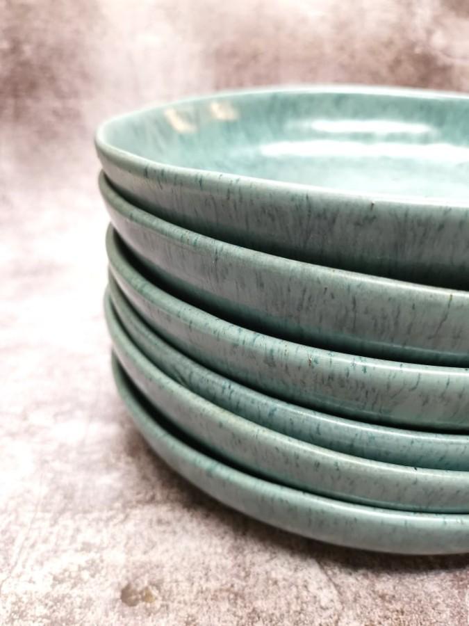 COPPER GREEN  deep plate