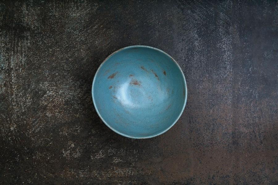 BLUE – GRAY bowl