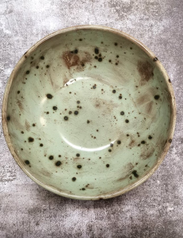QUAIL EGG bowl