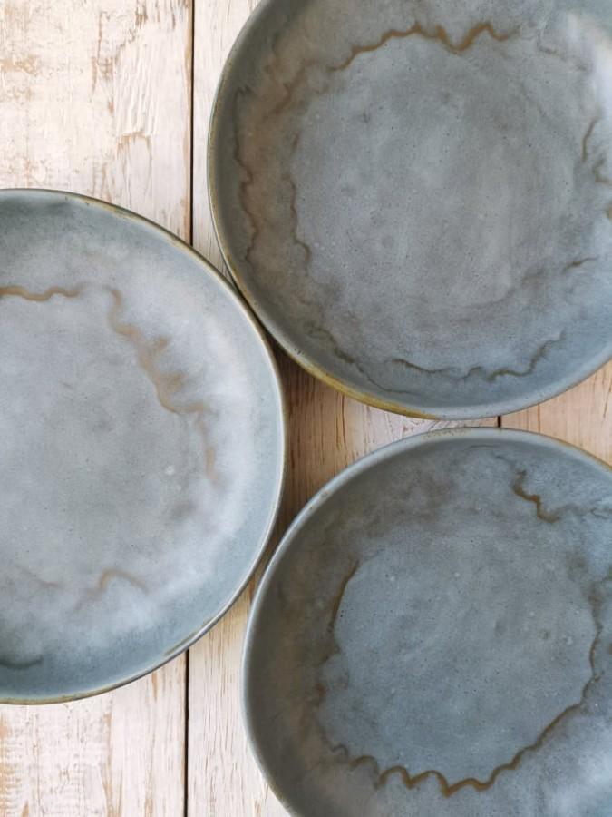 BLUE deep plate