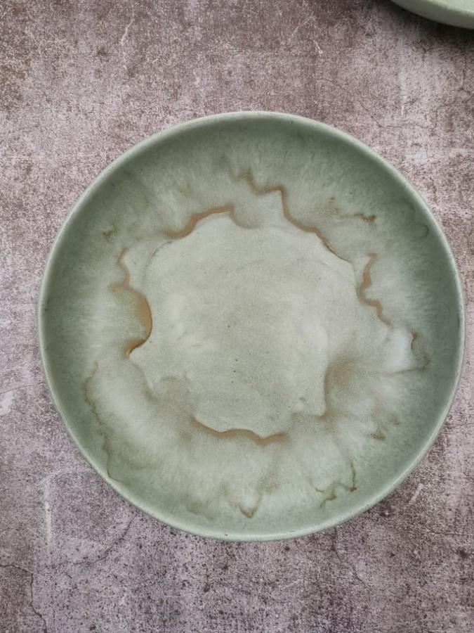 SILVER LICHEN deep plate